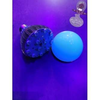 لامپ 12 وات بلک لایت حبابی مدل L4
