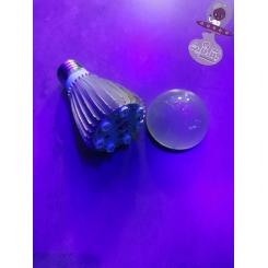 لامپ 7 وات بلک لایت حبابی ال ای دی مدل L3