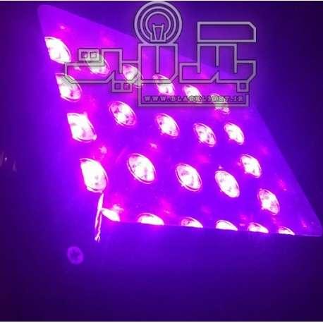 پروژکتور پاور LED بلک لایت مدل P4 - وات 72