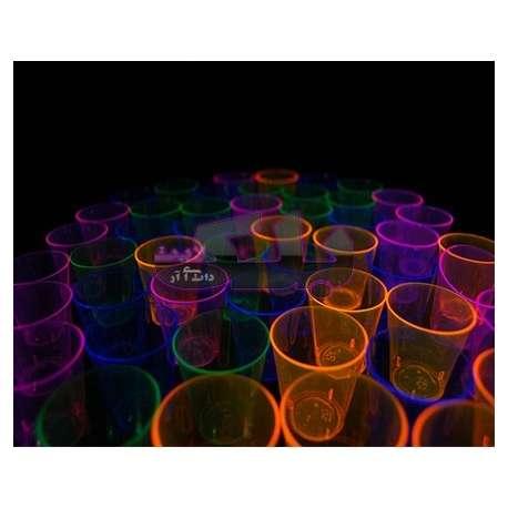 لیوان یکبار مصرف بلک لایت